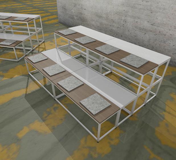 Tribüne Möbel